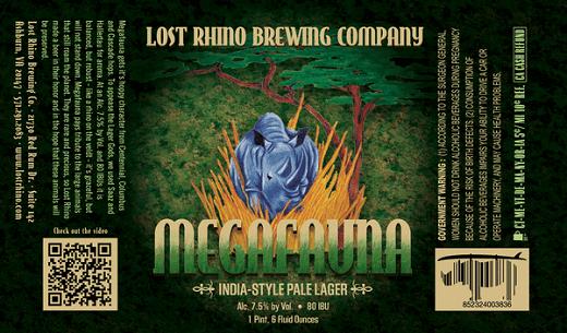 Lost Rhino Megafauna