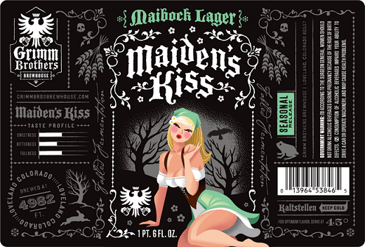 Maidens Kiss
