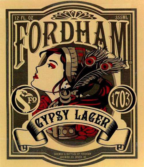 Fordham Gypsy Lager