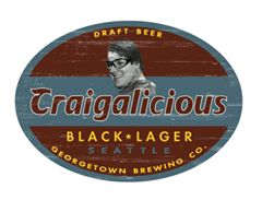 Georgetown Craigalicious Black Lager